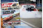 Neues Heft von sport auto, Ausgabe 05/2016, Vorschau, Cover