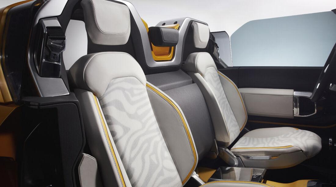 Neuheiten auf der IAA 2011, Land Rover DC 100 Sport
