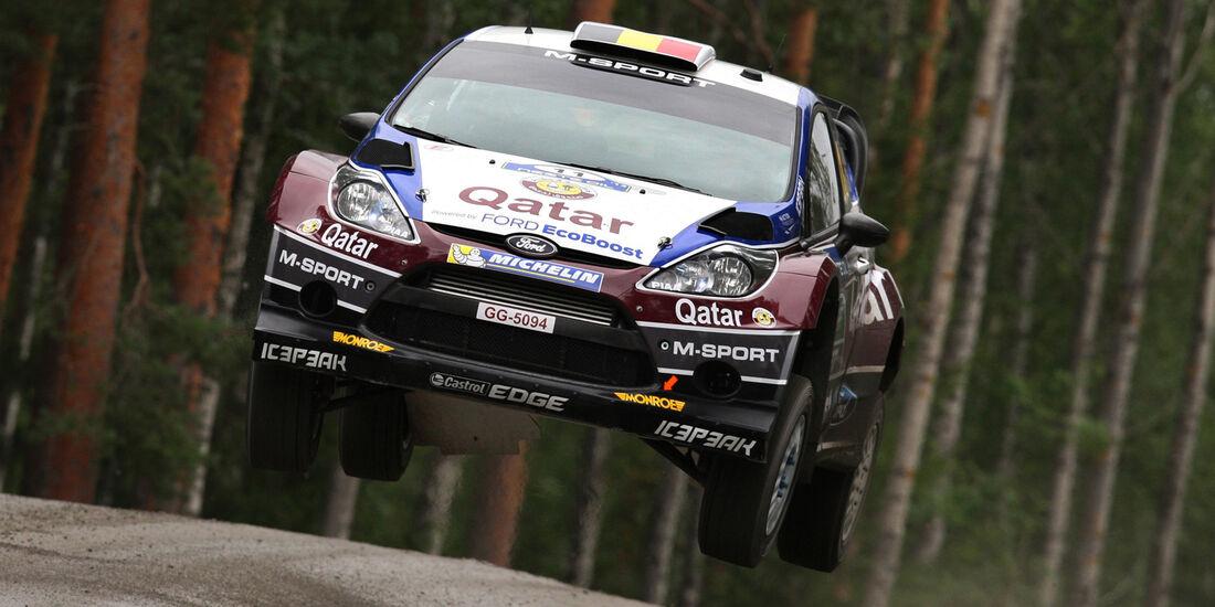Neuville - Rallye Finnland 2013