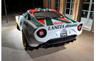 New Stratos, Alitalia, Heck