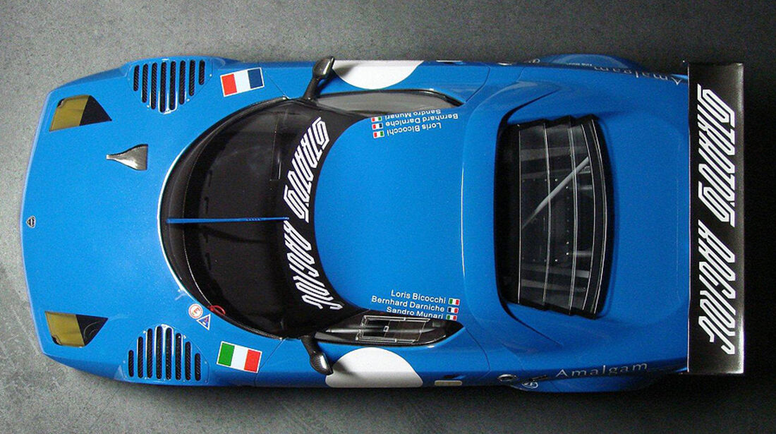 New Stratos GT2 Modellauto