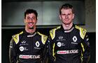 Nico Hülkenberg & Daniel Ricciardo - Renault - Formel 1 - 2019