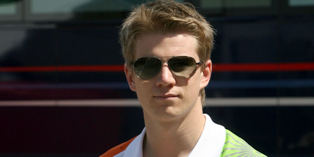Nico Hülkenberg - Force India 2011