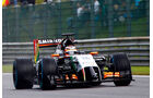 Nico Hülkenberg - Force India - Formel 1 - GP Belgien - Spa-Francorchamps - 23. November 2014