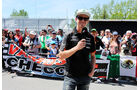 Nico Hülkenberg - Force India - Formel 1 - GP Kanada - Montreal - 4. Juni 2015