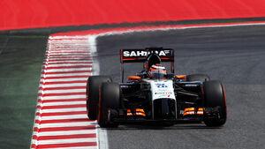Nico Hülkenberg - Force India - Formel 1 - GP Spanien - Barcelona - 10. Mai 2014