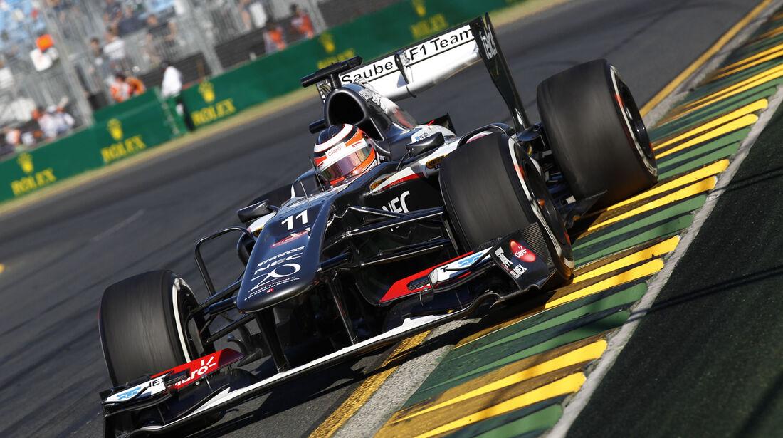 Nico Hülkenberg - Formel 1 - 2013