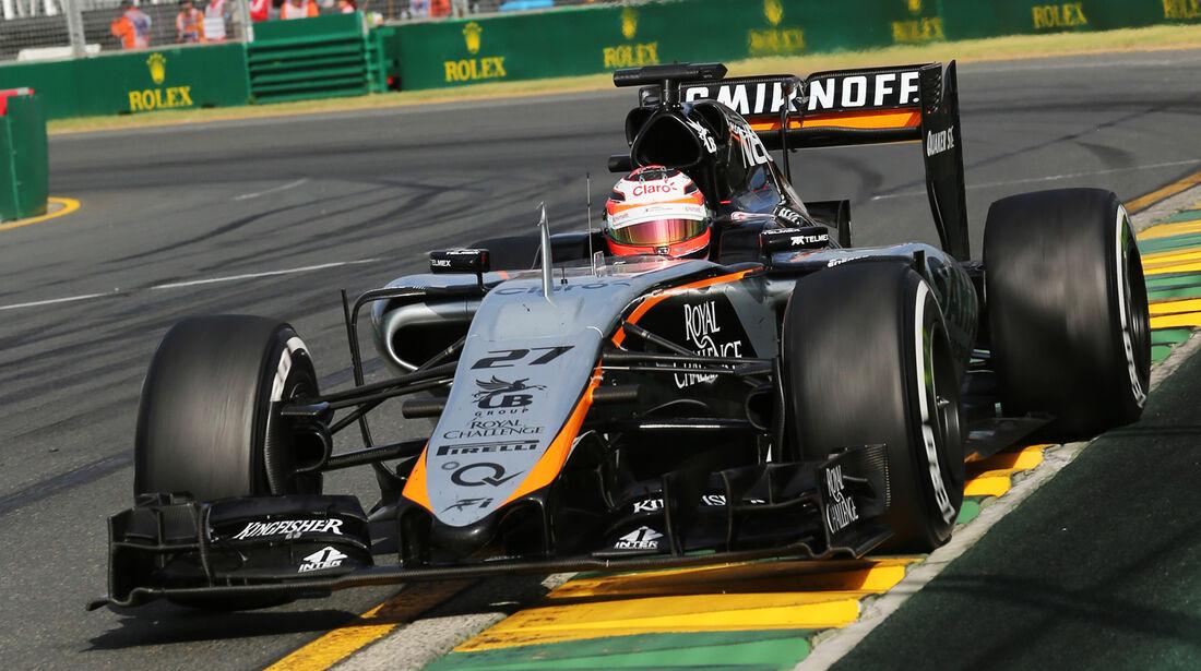 Nico Hülkenberg - Formel 1 - GP Australien 2015