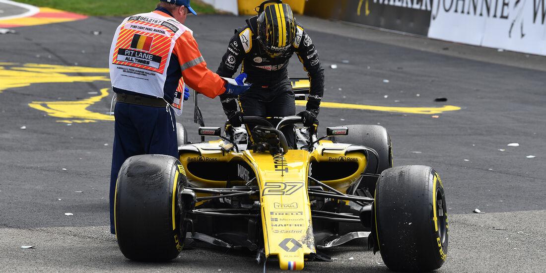 Nico Hülkenberg - Formel 1 - GP Belgien 2018