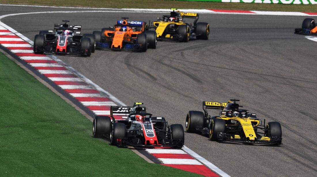 Nico Hülkenberg - Formel 1 - GP China 2018