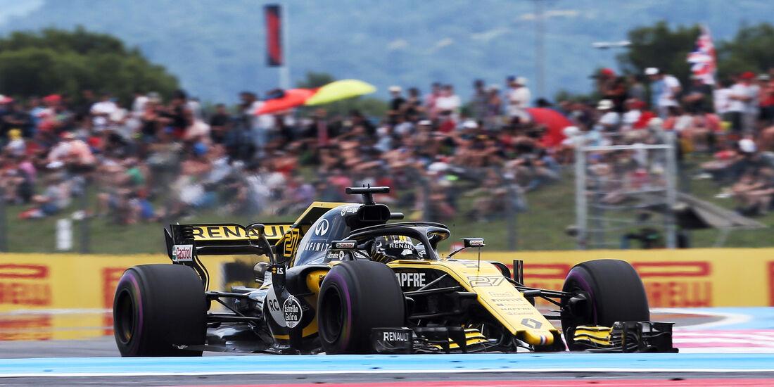 Nico Hülkenberg - Formel 1 - GP Frankreich 2018