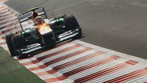 Nico Hülkenberg - Formel 1 - GP Indien - 27. Oktober 2012