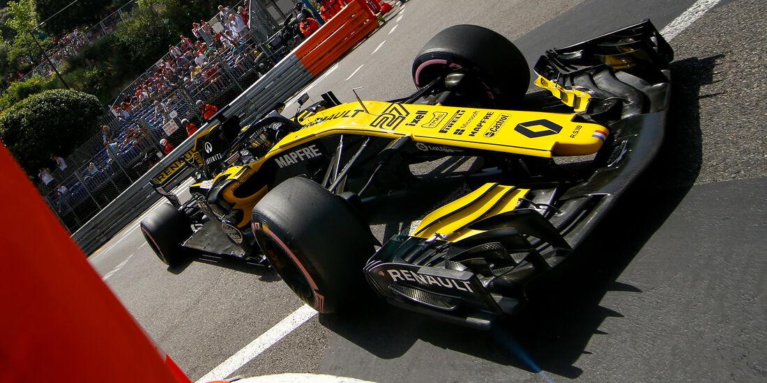 Nico Hülkenberg - Formel 1 - GP Monaco 2018
