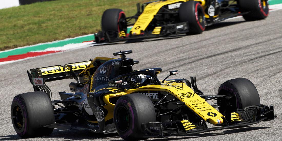 Nico Hülkenberg - Formel 1 - GP USA - Austin - 2018