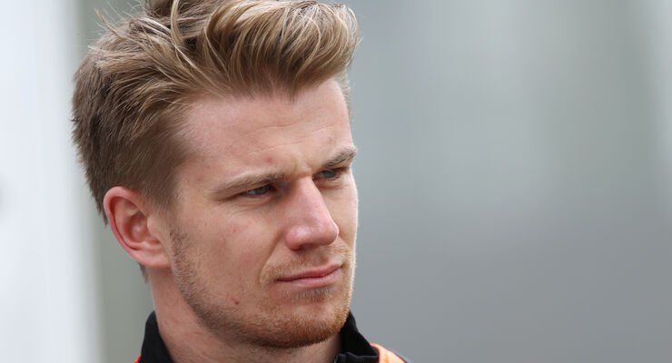 Nico Hülkenberg - GP Australien 2015