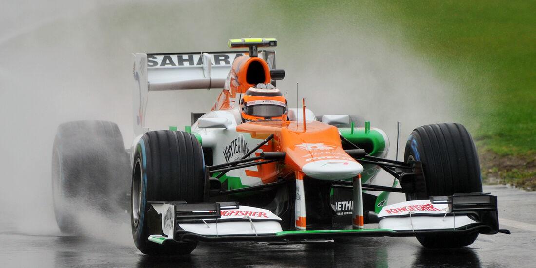 Nico Hülkenberg GP England 2012