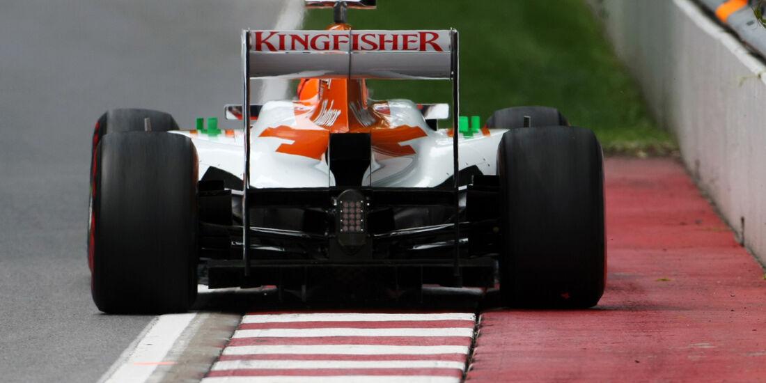 Nico Hülkenberg GP Kanada 2012