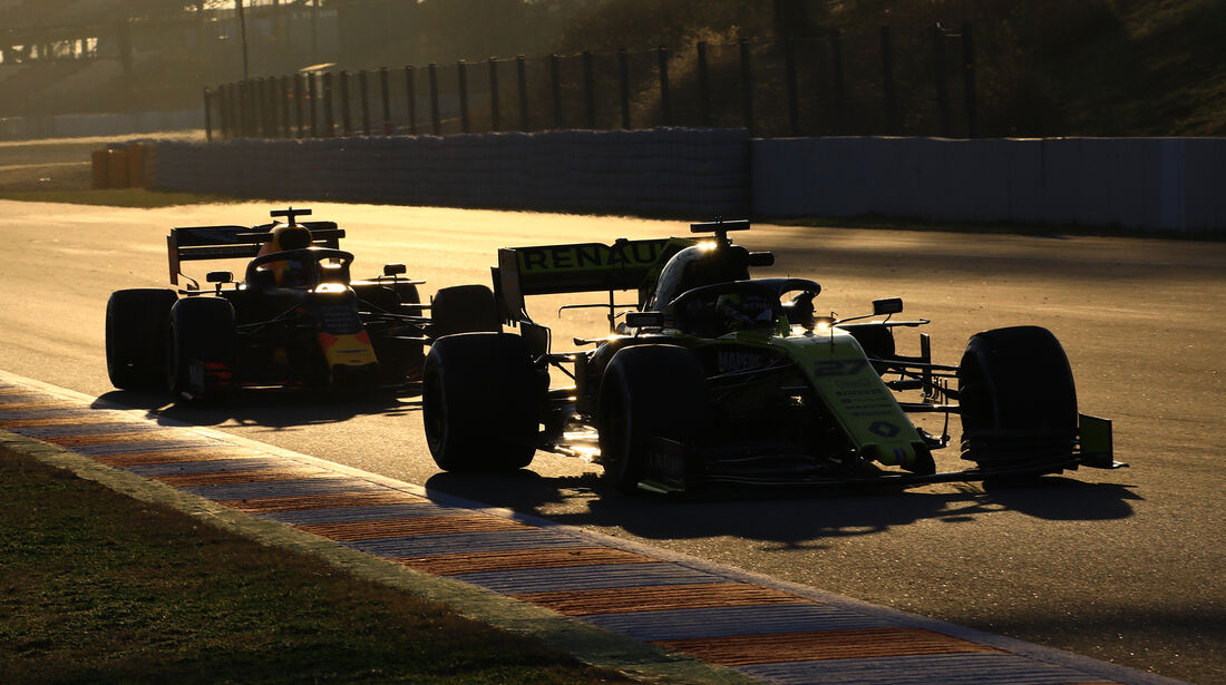 Nico Hülkenberg - Renault - Barcelona - F1-Test - 27. Februar 2019