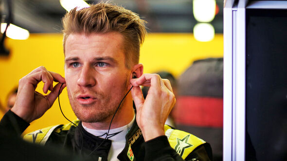 Nico Hülkenberg - Renault - Formel 1 - GP Australien - Melbourne - 15. März 2019