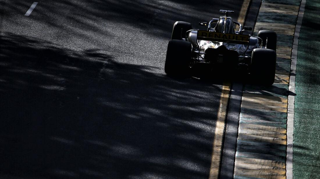 Nico Hülkenberg - Renault - GP Australien 2018 - Melbourne - Rennen