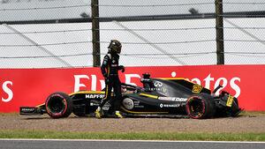 Nico Hülkenberg - Renault - GP Japan - Suzuka - Formel 1 - Samstag - 6.10.2018