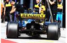 Nico Hülkenberg - Renault - GP Ungarn - Budapest - F1-Test - 31. Juli 2018