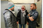 Nico & Keke Rosberg und Lewis Hamilton