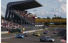Nico Müller - Audi - DTM - Moskau - 1. Rennen - Samstag - 29.08.2015