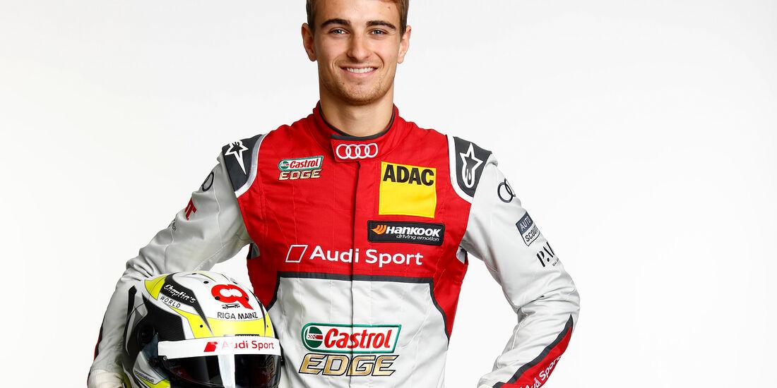 Nico Müller - Audi - Porträt - DTM 2018