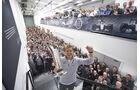 Nico Rosberg - Feier - Mercedes-Fabrik Brackley - 2016