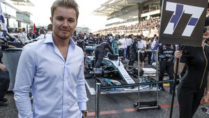 Nico Rosberg - GP Abu Dhabi 2017