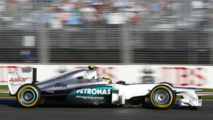 Nico Rosberg GP Australien 2012