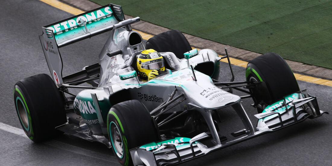 Nico Rosberg GP Australien 2013