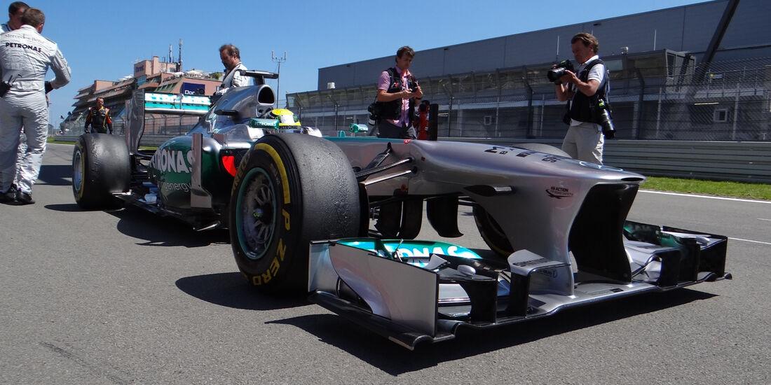 Nico Rosberg - GP Deutschland 2013