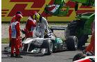 Nico Rosberg GP Italien Monza 2011