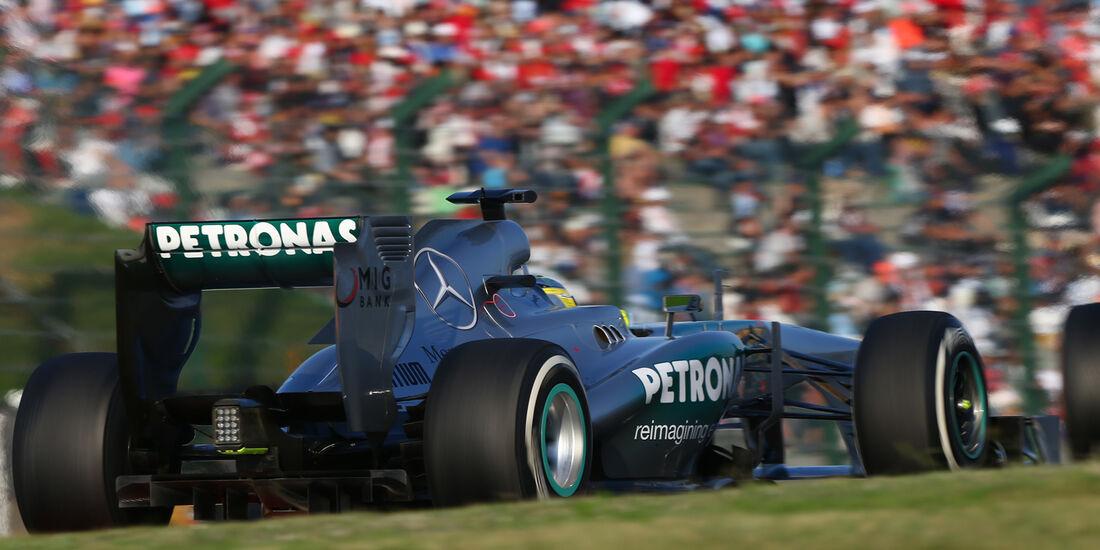 Nico Rosberg - GP Japan 2013