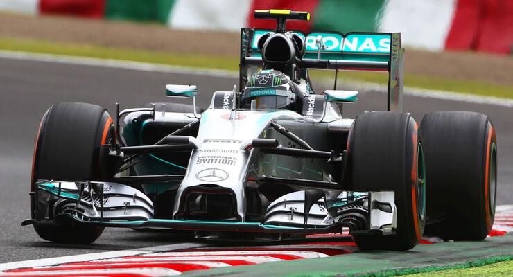 Nico Rosberg - GP Japan 2014