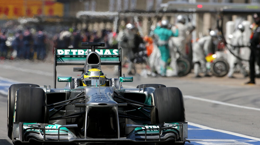 Nico Rosberg - GP Kanada 2013