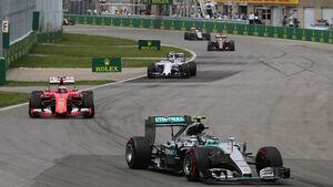 Nico Rosberg - GP Kanada 2015