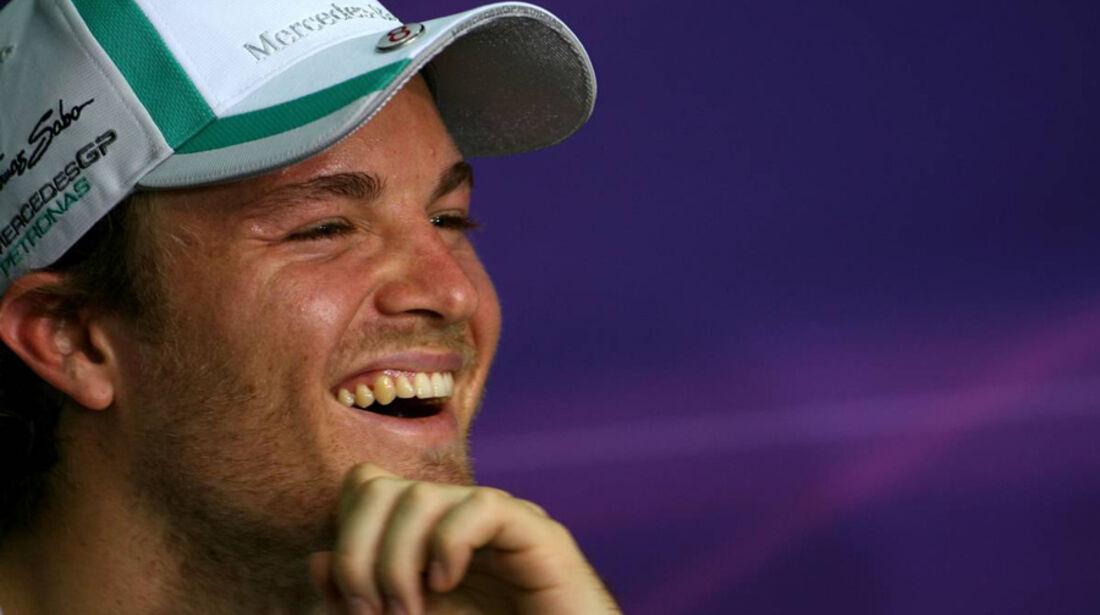 Nico Rosberg - GP Malaysia 2011