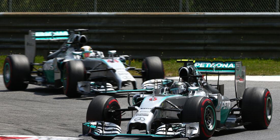 Nico Rosberg - GP Österreich 2014