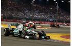 Nico Rosberg - GP Singapur 2013