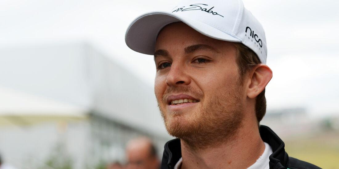 Nico Rosberg GP USA 2012