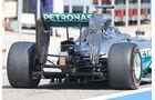 Nico Rosberg - Mercedes - Formel 1 - Bahrain - Test - 29. Februar 2014