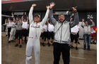 Nico Rosberg - Mercedes - Formel 1 - GP England - Silverstone - 7. Juli 2012