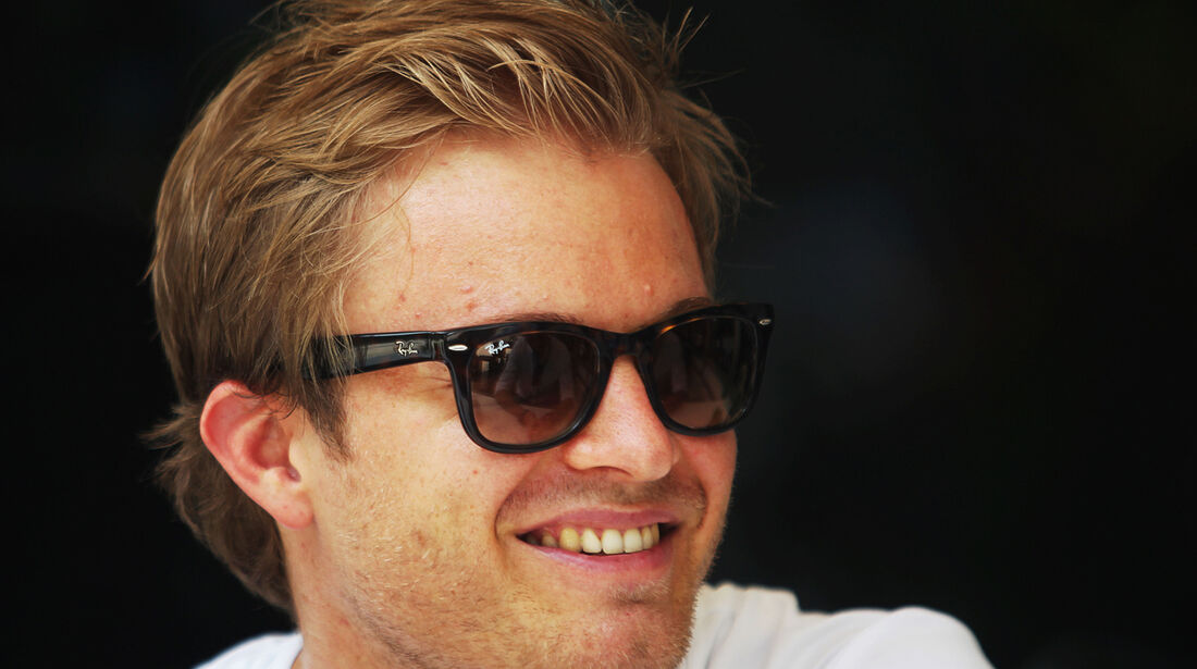 Nico Rosberg - Mercedes - Formel 1 - GP Malaysia - Sepang - 27. März 2014