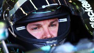 Nico Rosberg - Mercedes  - Formel 1 - GP Monaco - 24. Mai 2014