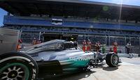 Nico Rosberg - Mercedes - Formel 1 - GP Russland - 11. Oktober 2014