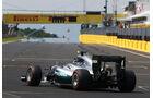 Nico Rosberg - Mercedes - Formel 1 - GP Ungarn - 24. Juli 2016
