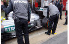 Nico Rosberg - Mercedes - Formel 1 - Test - Barcelona - 21. Februar 2013